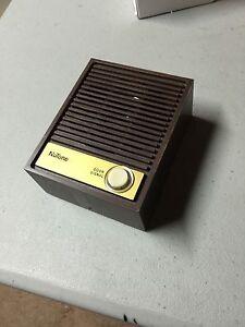 Image Is Loading Nutone ISB 64 Woodgrain Intercom Door Speaker Lighted