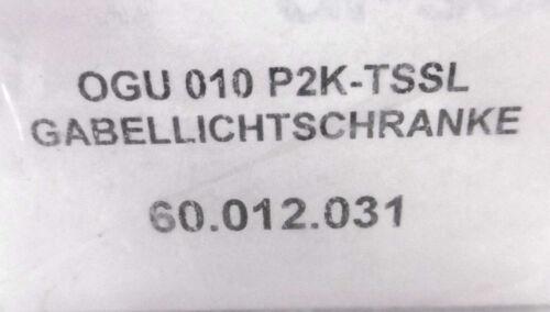 DI-SORIC OGU 010 P2K-TSSL Gabellichtschranke NEU OVP