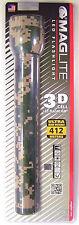 Maglite LED Digital Camo Fullsize LED 3D Cell Mag Flashlight ST3DMR6 168 Lumems