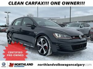 2017 Volkswagen GTI Autobahn with Driver's Assistance