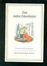 Das Tapfere Schneiderlein Gebrüder Grimm Reprint 1939