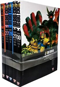 Judge-Dredd-Complete-Case-Files-Volume-26-30-Collection-5-Books-Set-Series-6