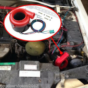 Image Is Loading Professional Car Fake Dump Electronic Turbo Off