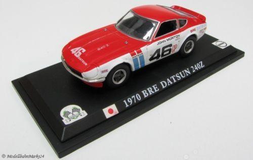Nissan 1970 Bre Datsun 240Z 1:43