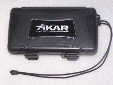 XIKAR Cigar Case Travel Humidor 5CT 205XI