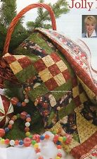 Jolly Holiday Quilt Pattern Pieced JS