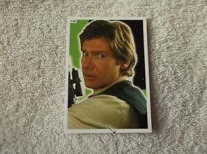 Topps-Star-Wars-Force-Attax-034-HAN-SOLO-034-128-Rebel-Alliance-Card