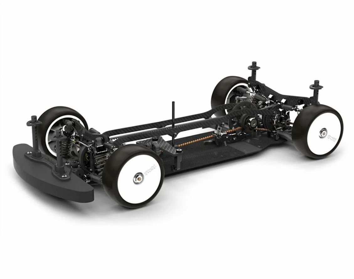 Schumacher Mi6 Evo competencia eléctrica 1 10 Touring Car Kit