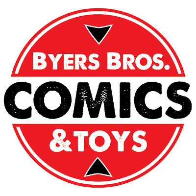 Byers Bros Comics and Toys
