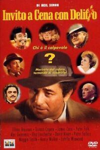 Dvd-Invito-a-Cena-con-Delitto-1976-Contenuti-Speciali-NUOVO