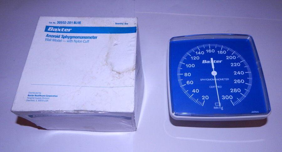 Esfigmomanómetro En Caja R15227 Baxter