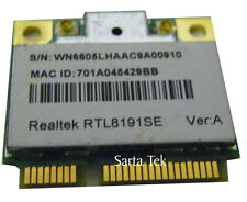 REALTEK RTL8191SE 802.11BGN WIFI ADAPTER WINDOWS VISTA DRIVER DOWNLOAD