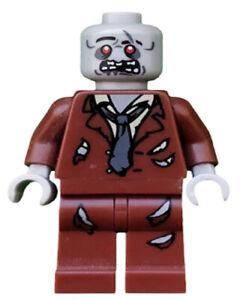 MINIFIGURE LEGO HALLOWEEN ZOMBIE MOF018