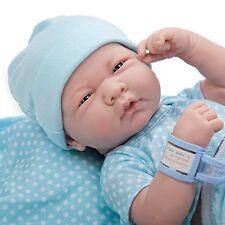 Newborn Realistic Baby Boy Doll Lifelike Reborn Soft Vinyl Real Look 10 Pc Set
