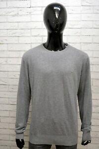 Maglione-Uomo-FILA-Taglia-XXL-Pull-Cardigan-Pullover-Sweater-Felpa-CASHMERE