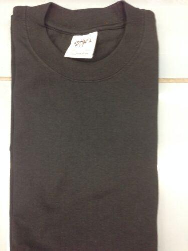 shaka wear Plain Heavy Weight T-Shirt Short Sleeve 100/% Cotton M To 5XL