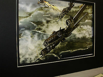Boeing B 17 Flying Fortress Aviation Archives Ebay Largest selection by artist