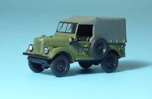 herpa gaz 69 jeep gel ndewagen nva su udssr ddr russische. Black Bedroom Furniture Sets. Home Design Ideas