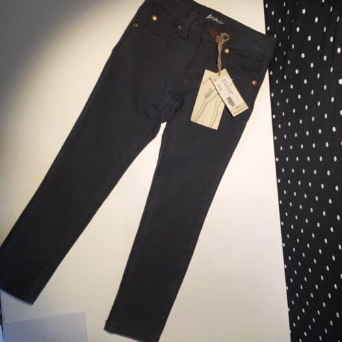 Details about  /Pinc jeggings leggings pants NWT 4 years 4T  black denim