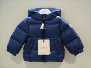 Giubbotto-MONCLER-tg-6-9m-9-12m-bambino-nuovo-New-macaire-6348