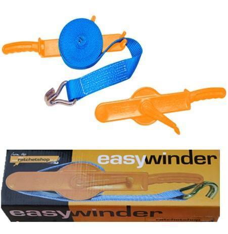 Speedy Ratchet Strap Storage Easy Winder