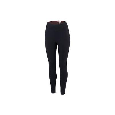 Kalf Womens Ladies Klub Sport Cycling Thermal Waist Trousers Tights Leggings