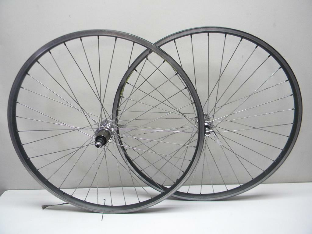 Wolber  26  Wheelset Shimano Deore DX Hub  fast shipping