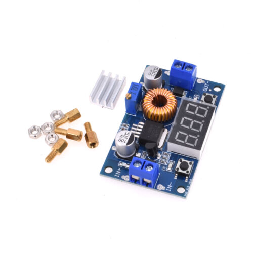 DC-DC 5A XL4015  Step Down Buck Converter Module Power Supply LED Lithium Charge