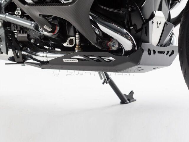 BMW R 1200 Rs Ab Bj 15 Moto Protection Moteur Pan Du Ventre Swmotech