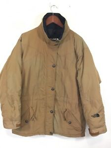622720d03b THE NORTH FACE Men s Goose Down Puffer Jacket Coat Brown Large