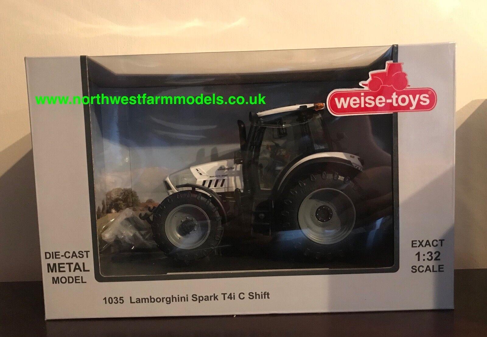 Weise-Toys  1 32 Scale Lamborghini Spark 190 C Shift  commandez maintenant profitez de gros rabais