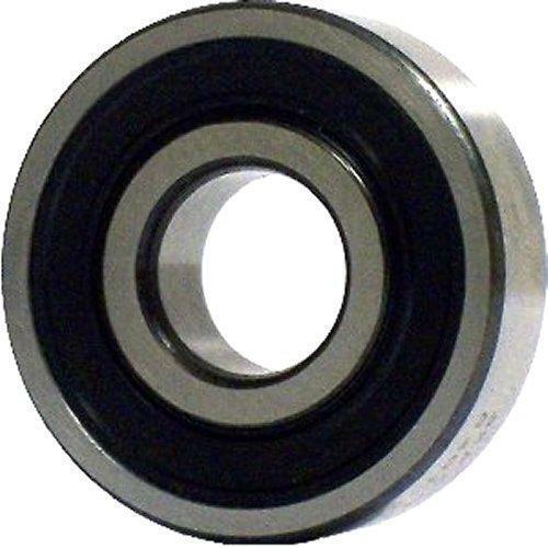 10 x Roulement 6203-2RS caoutchouc étanche id 17 mm OD 40 mm Largeur 12 mm