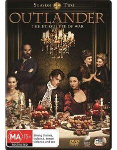 Outlander-Season-2-DVD-NEW-Region-4-Australia