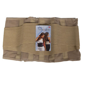Genie Hourglass Belt Waist Trainer Shapewear for Women, Nude 3X/4X
