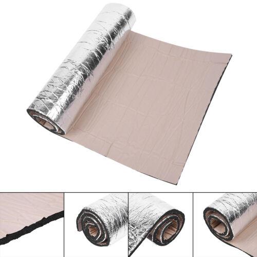Voiture Isolation Thermique Bouclier Bruit Insonorisant Mousse Deadener100 *40cm