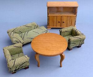 altes wohnzimmer 50er jahre ebay. Black Bedroom Furniture Sets. Home Design Ideas