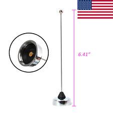 HYS UHF 400-470MHz 150W NMO 1//4 Wave Antenna For Ham Amateur Mobile Car Radios