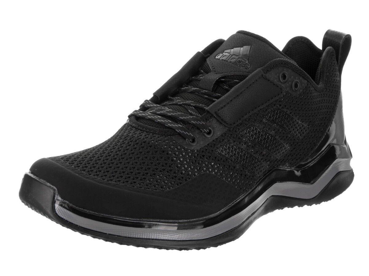 Men's Adidas Speed Trainer 3.0 size 8-12 Black Training Running Shoes B54124