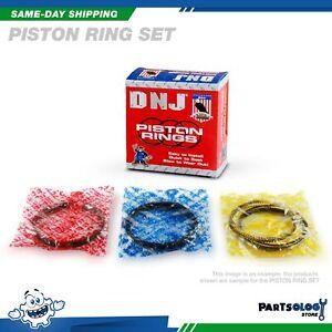 Piston Ring Set Fits 05-10 Hyundai Kia Optima Rondo 2.7L V6 DOHC 24v