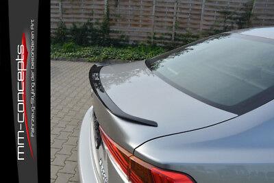 Heck Spoiler Aufsatz Cup Dachspoiler strukturiert VW SCIROCCO R ABE NEU