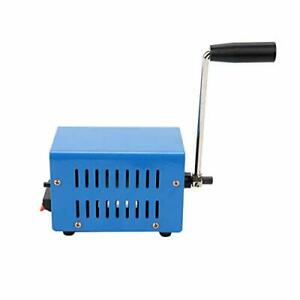 Outdoor-Hand-Crank-Generator-Manual-Emergency-Power-Supply-USB-Phone-Charger-US