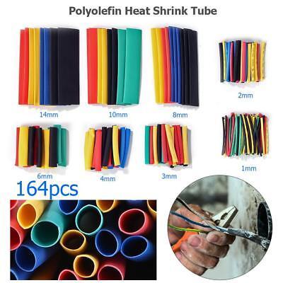 530x Heat Shrink Tubing Insulation Shrinkable Tube 2:1 Wire Cable Sleeve Kit  I