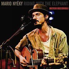 MARIO NY'KY - RIDING WITH THE ELEPHANT [DIGIPAK] NEW CD