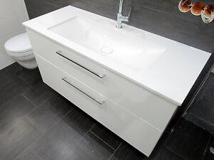 burgbad eqio waschtisch mit unterschrank 122cm wei. Black Bedroom Furniture Sets. Home Design Ideas