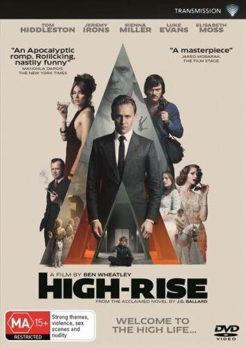 1 of 1 - High-Rise  - DVD - NEW Region 4