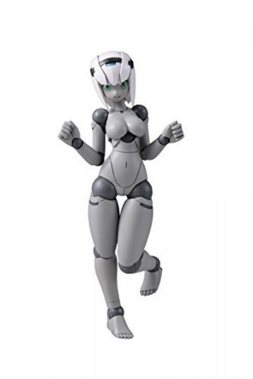 NEW Daibadi Production Polynian FMM Clover (grau Flesh) Action Figure from Japan