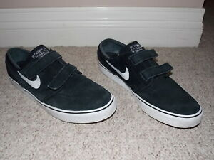 Details about Nike SB Zoom Air Suede Stefan Janoski Velcro Shoes