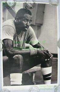 NITF-Vintage-NIKE-Basketball-Poster-MOSES-Malone-Black-amp-White