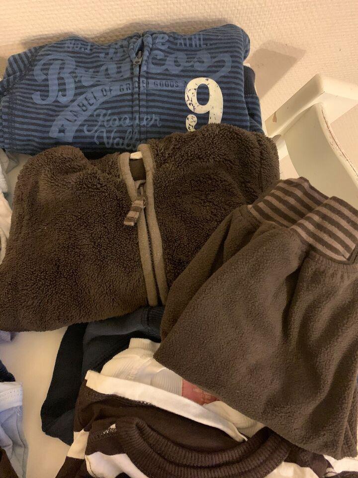Blandet tøj, Blandet , Blandet