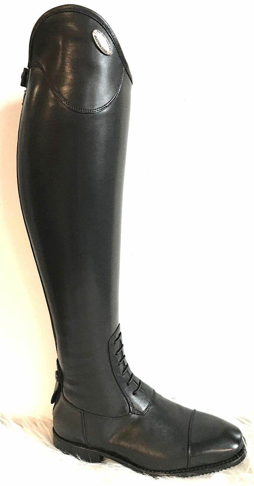 DeNiro Reitstiefel Salento 02 schwarz 42 A XS